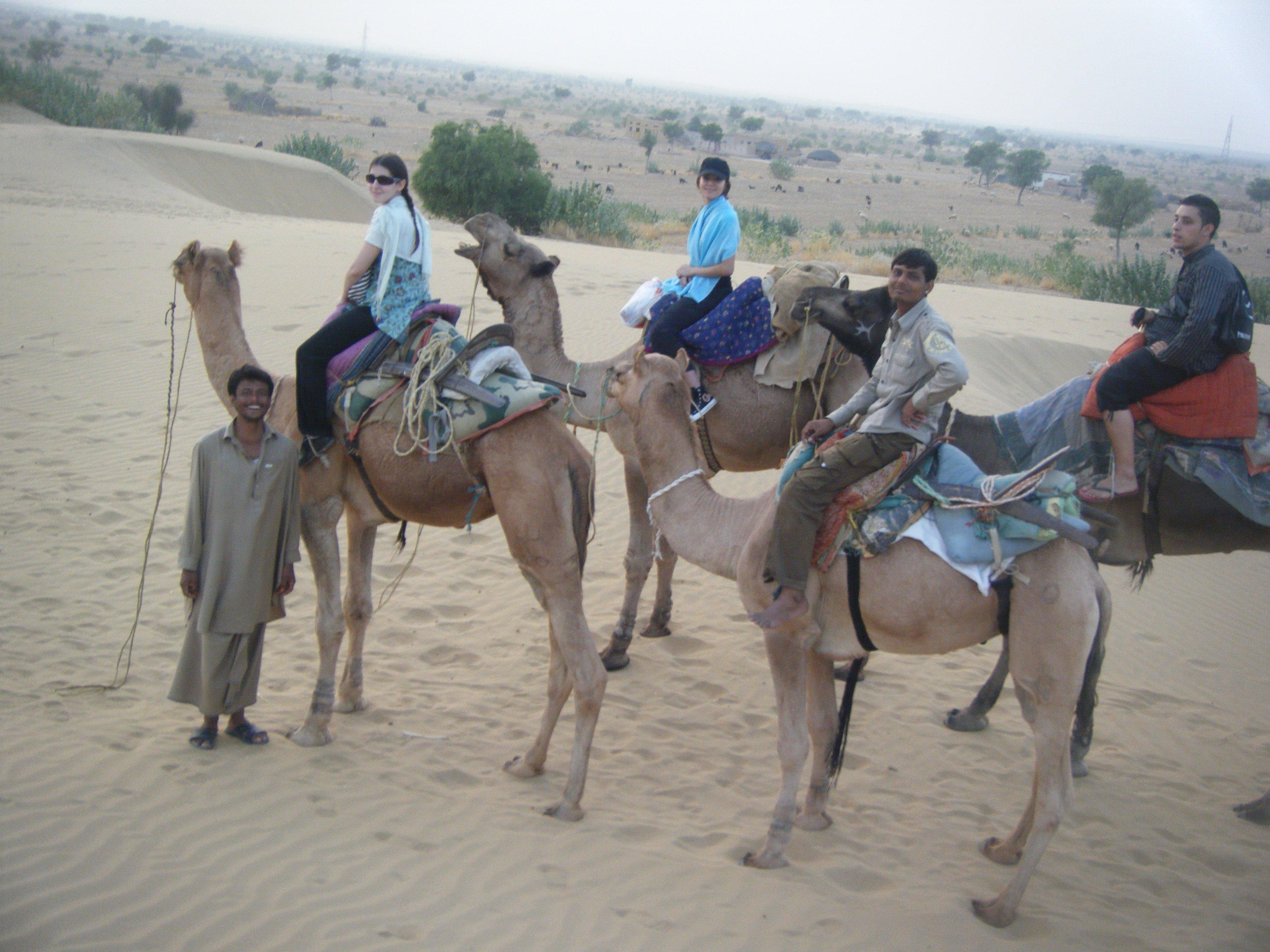 Rajasthan, ville de Jaisalmer